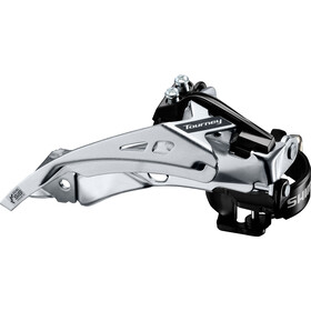 Shimano Tourney FD-TY700 Front Derailleur Clamp Top Swing 63-66° 7/8-speed